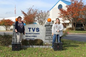 New TVS program for students with disabilities in full swing