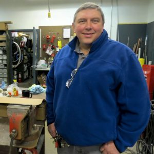 Gregory S. Finch — Maintenance Supervisor
