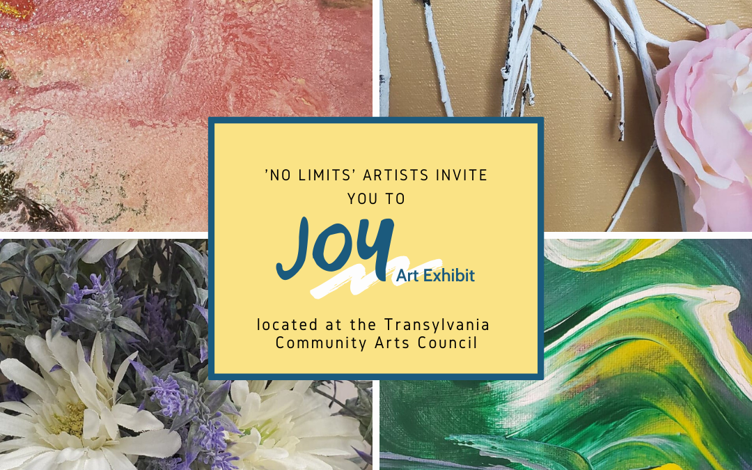 Feb. 14 begins 'Joy' art exhibit at TC Arts Council