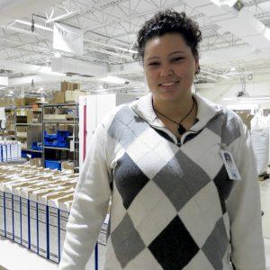 Tiesha Hoffman — Employment Specialist