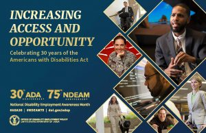 TVS Celebrates National Disability Employment Awareness Month
