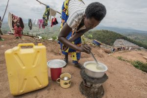 TVS increases capacity to continue assisting with international famine relief efforts